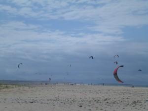 Tarifa kitesurfing