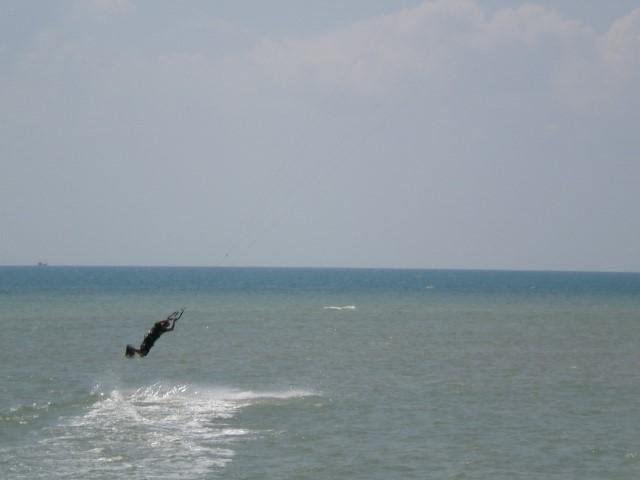 kitesurfen in thailand