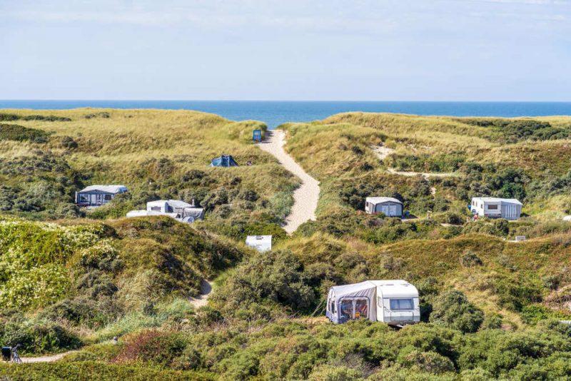 Campsite Kogerstrand