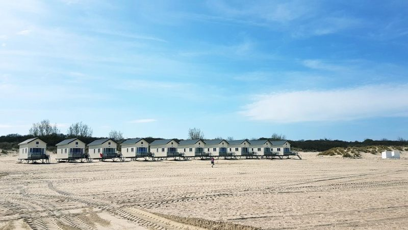 Breezand Beachhouse – Vrouwenpolder beach