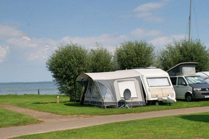 Campsite Strandbad-Edam