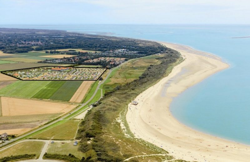 Beachpark de Zeeuwse kust
